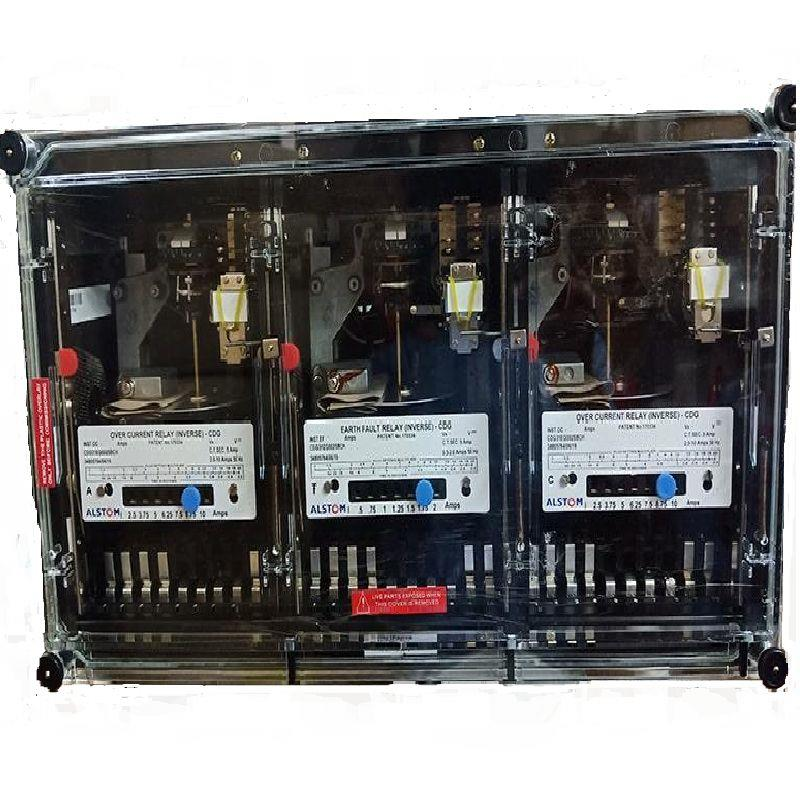 Alstom Over Current  U0026 Earth Fault Protection Relay