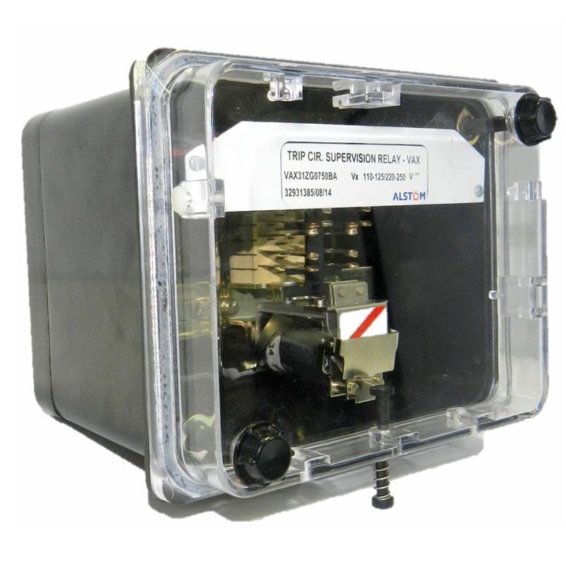 Alstom Trip Circuit Supervision Relay Vax31zg0750ba Relay