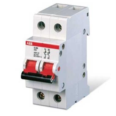 ABB Double Pole Isolator (E200 SERIES)