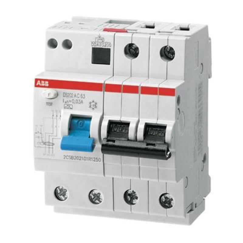 ABB RCBO 10kA APR Type (DS200M Series)