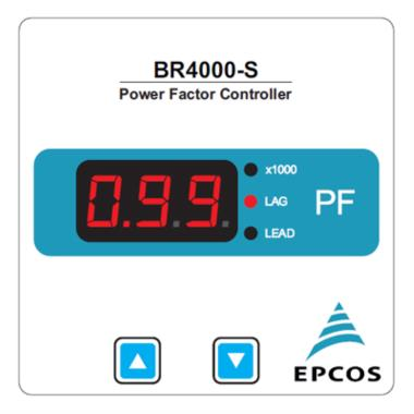 BR4000-S pOWER Factor Relay