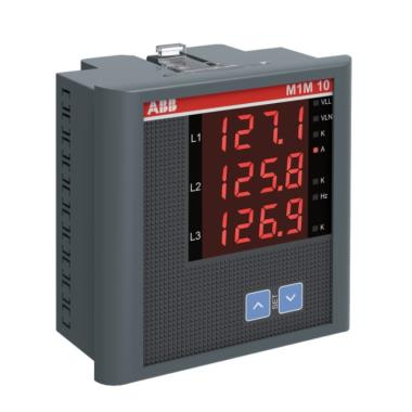 abb Multi fuction meter M1M 10