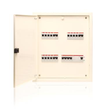 ABB PER PHASE ISOLATION DB IP 43 - with metal door (SVDB)