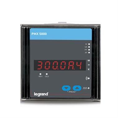 Legrand PMX Digital kWh meter