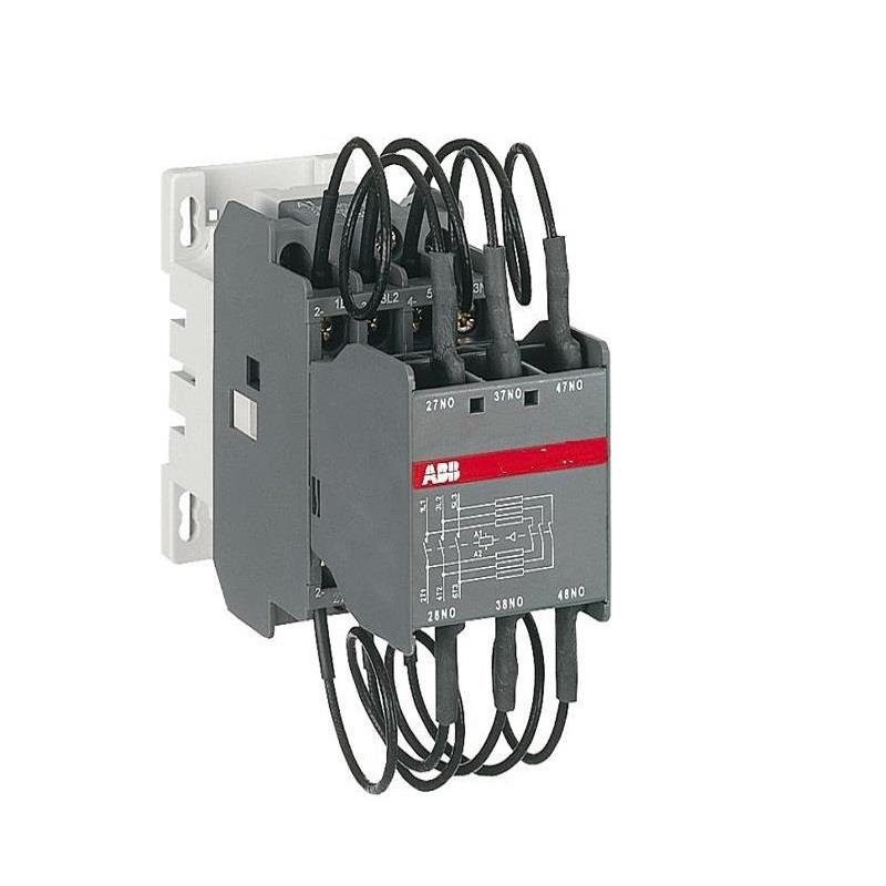 ABB 3 pole CAPACITOR DUTY CONTACTOR  220V – AC operated