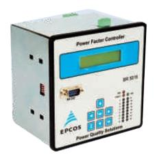 EPCOS BR5000 Power Factor Relay