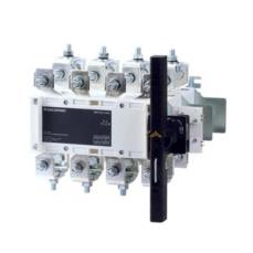 Socomec Bypass changeover switches from 125 to 1600 A